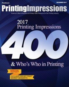 Printing Impressions Magazine Over