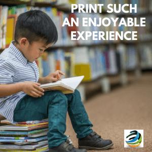 Print Such an Enjoyable Experience