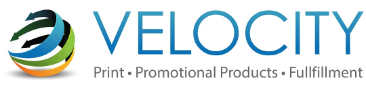 Velocity - Print, Promotional Products, Fulfillment